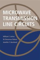 Microwave transmission line circuits [electronic resource]