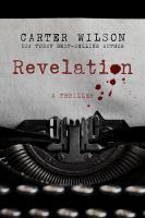 Revelation : a thriller
