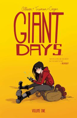 Giant Days book jacket