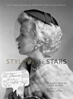 Styling the stars : lost treasures from the Twentieth Century Fox archive