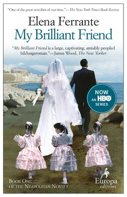 Cover Image for My Brilliant Friend by Elena Ferrante
