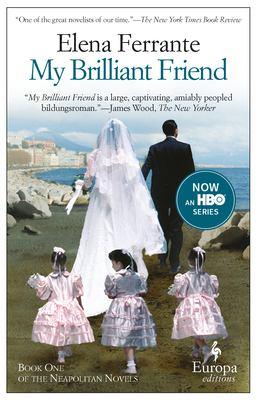 Cover Image for My Brilliant Friend by Elena Ferrante