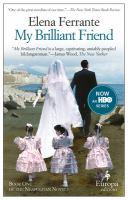 Book cover: My Brilliant Friend