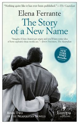 Cover Image for The Story of a New Name by Elena Ferrante