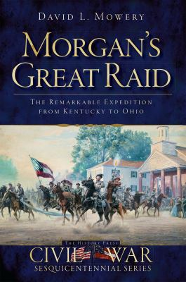 cover of the book Morgan's Great Raid
