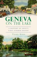 Geneva on the Lake : a history of Ohio's first summer resort