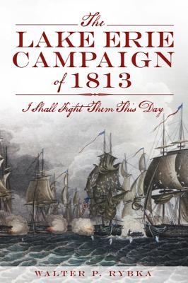 cover of the book The Lake Erie Campaign of 1813