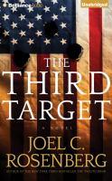 The third target : a novel