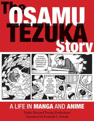 a life in manga and anime