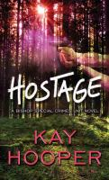 Hostage [text (large print)]