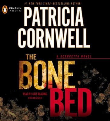 cover of the audio book The Bone Bed