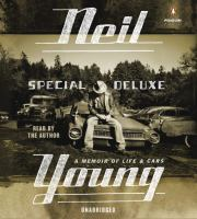 Special deluxe a memoir of life & cars