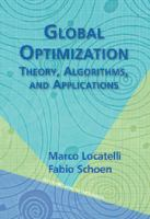 Global optimization [electronic resource] : theory, algorithms, and applications