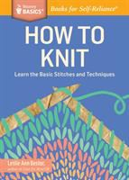 How to knit : learn the basic stitches and techniques