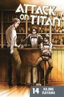 Attack on Titan. 14