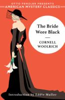 Title: The bride wore black Author:Woolrich, Cornell