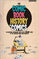 Cover of the book The comic book history of comics