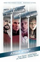 Star Trek the next generation,Doctor Who. Volume 2, Assimilationp2s