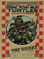 Eastman and Laird's Teenage Mutant Ninja Turtles color classics: the works. Volume 1