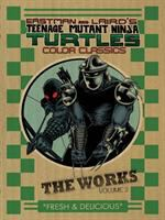 Eastman and Laird's Teenage Mutant Ninja Turtles color classics : the works. Volume 2, [Made to order]