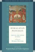 Himalayan passages : Tibetan and Newar studies in honor of Hubert Decleer