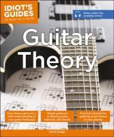 Guitar theory.