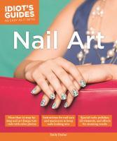 Idiot's Guides Nail Art