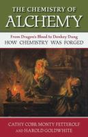 book cover image: the chemistry of alchemy