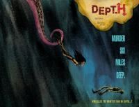 Dept. H 1, Pressure by Matt Kindt