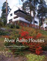 Alvar Aalto Houses