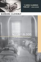 Not my blood[electronic resource] /Barbara Cleverly.