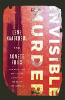 Invisible Murder Book Cover Image