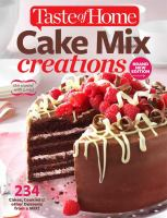 Cake mix creations
