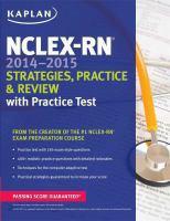 NCLEX-RN 2014-2015