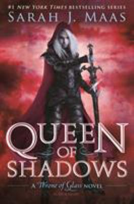 Cover image for Queen of Shadows