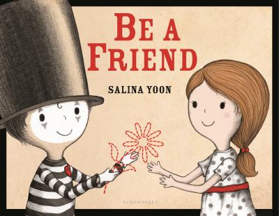 Be a Friend book jacket