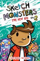 Cover of the book The new kid