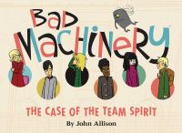 Cover of the book The case of the team spirit