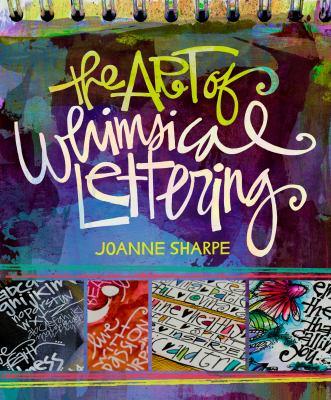 Art of Whimsical Lettering book