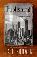 Publishing : a writer's memoir