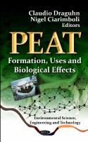 Peat : formation, uses and biological effects