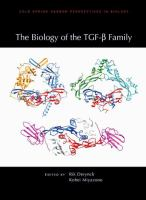 Biology of the TGF-[Beta] family /