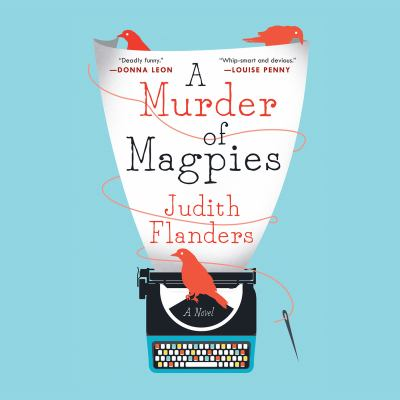 Cover Image for A Murder of Magpies