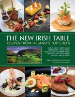 book cover image The New Irish Table