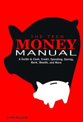 cover of The Teen Money Manual