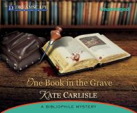 One Book in the Grave - A Bibliophile Mystery