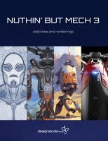 Nuthin' but mech. 3 : sketches and renderings