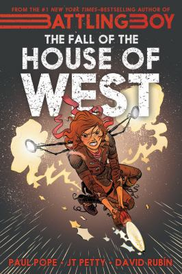 The Fall of the House of West book jacket