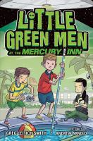 Cover of the book Little green men at the Mercury Inn