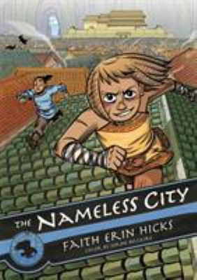 The Nameless City book jacket